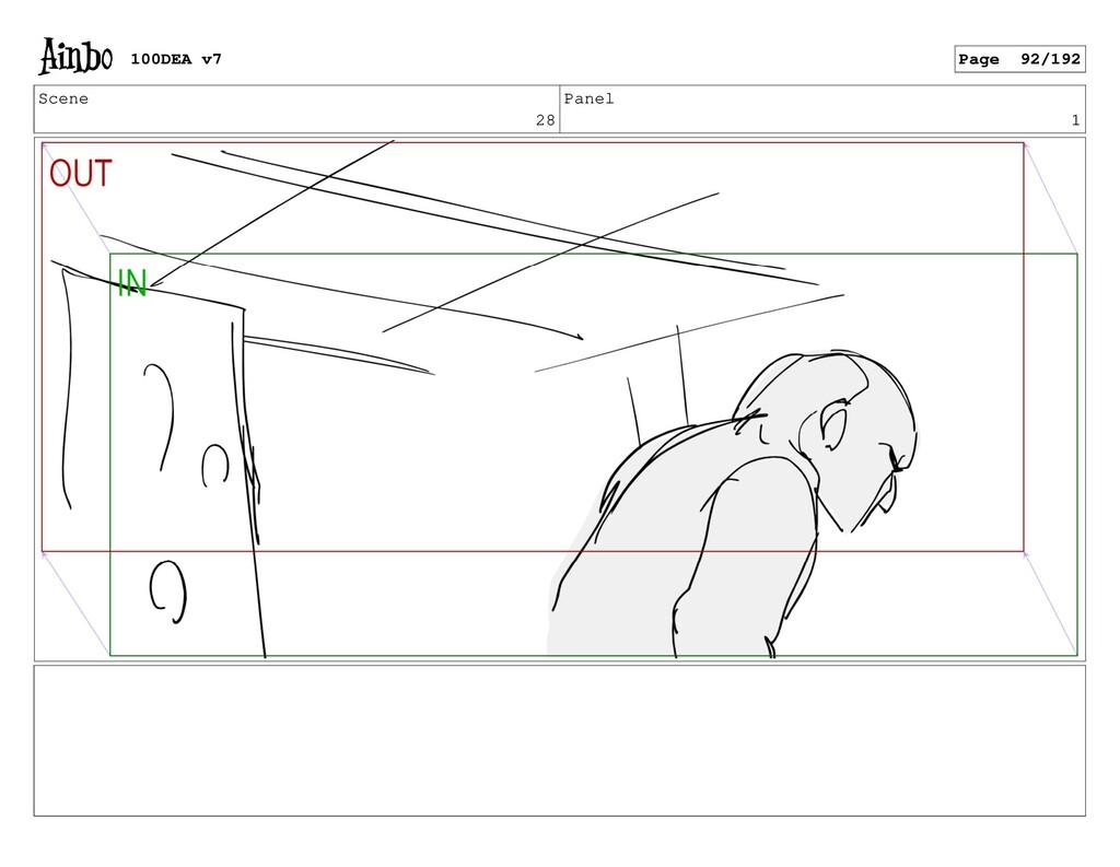 Scene 28 Panel 1 100DEA v7 Page 92/192
