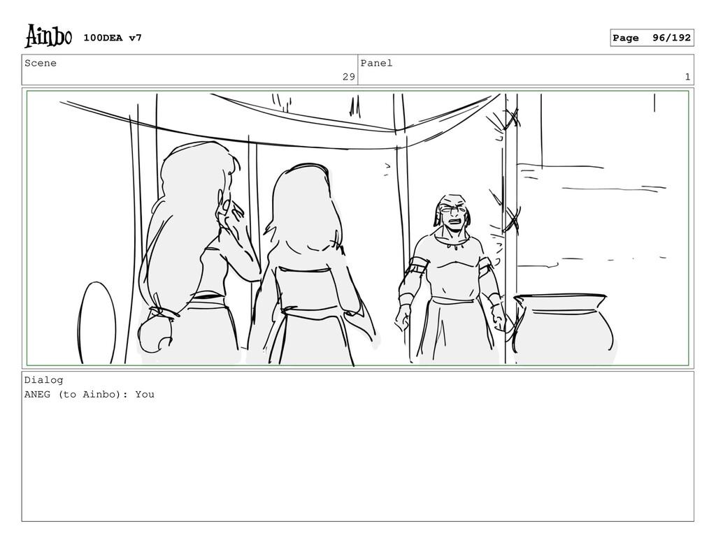 Scene 29 Panel 1 Dialog ANEG (to Ainbo): You 10...