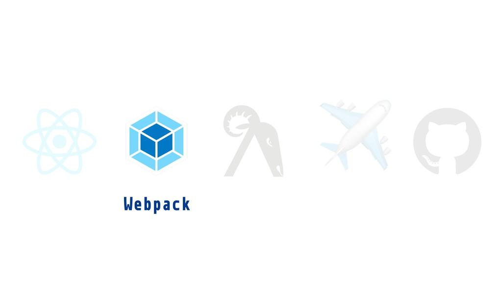Webpack ✈