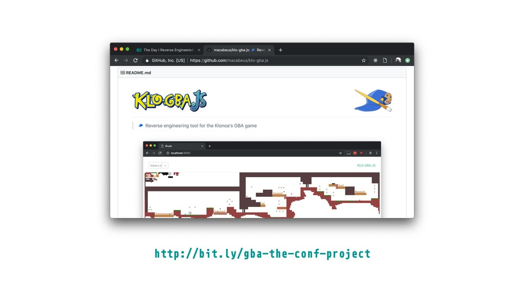 http://bit.ly/gba-the-conf-project