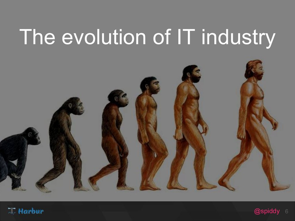 @spiddy The evolution of IT industry 6
