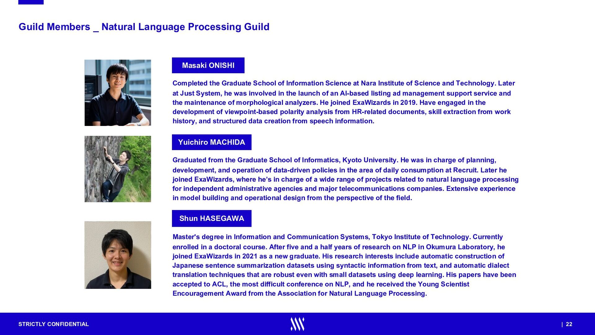 STRICTLY CONFIDENTIAL | 22 【DX&HR Tech - HR-kun...
