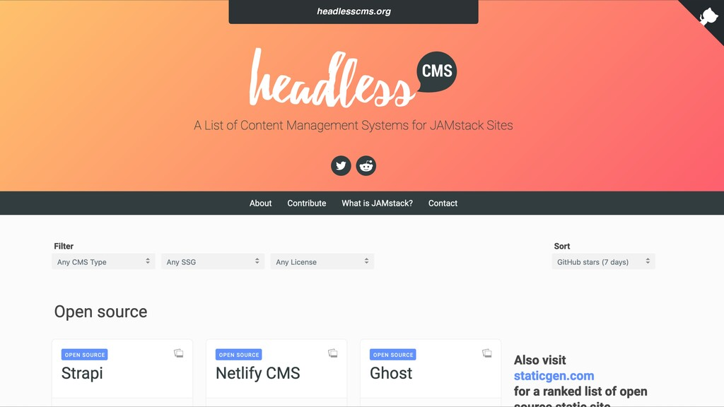 headlesscms.org