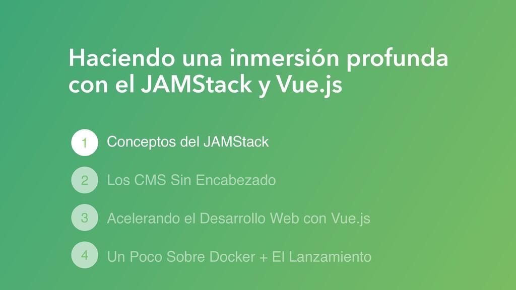 Conceptos del JAMStack Los CMS Sin Encabezado A...