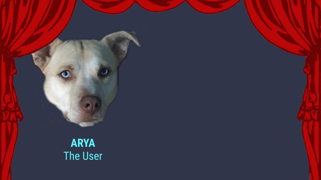 ARYA The User