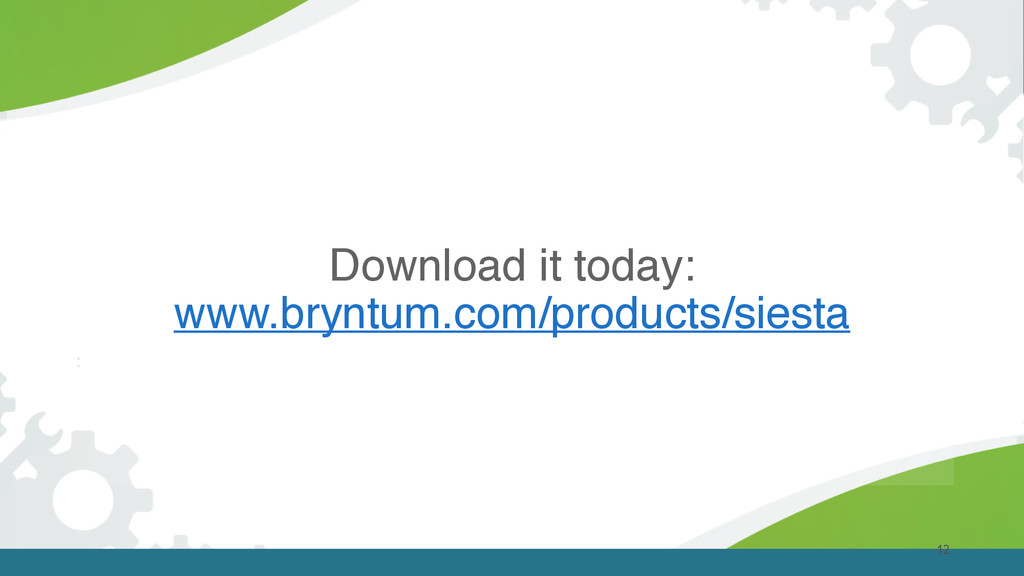 Download it today: www.bryntum.com/products/sie...