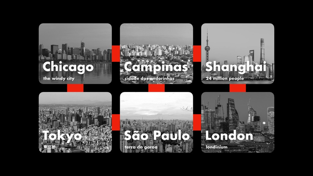 Chicago the windy city Campinas cidade das ando...