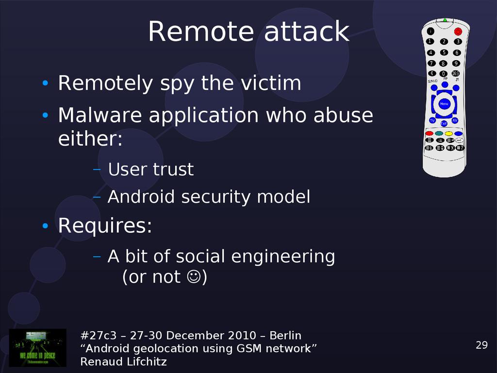 "#27c3 – 27-30 December 2010 – Berlin ""Android g..."