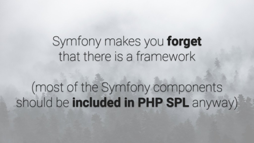 forget included in PHP SPL