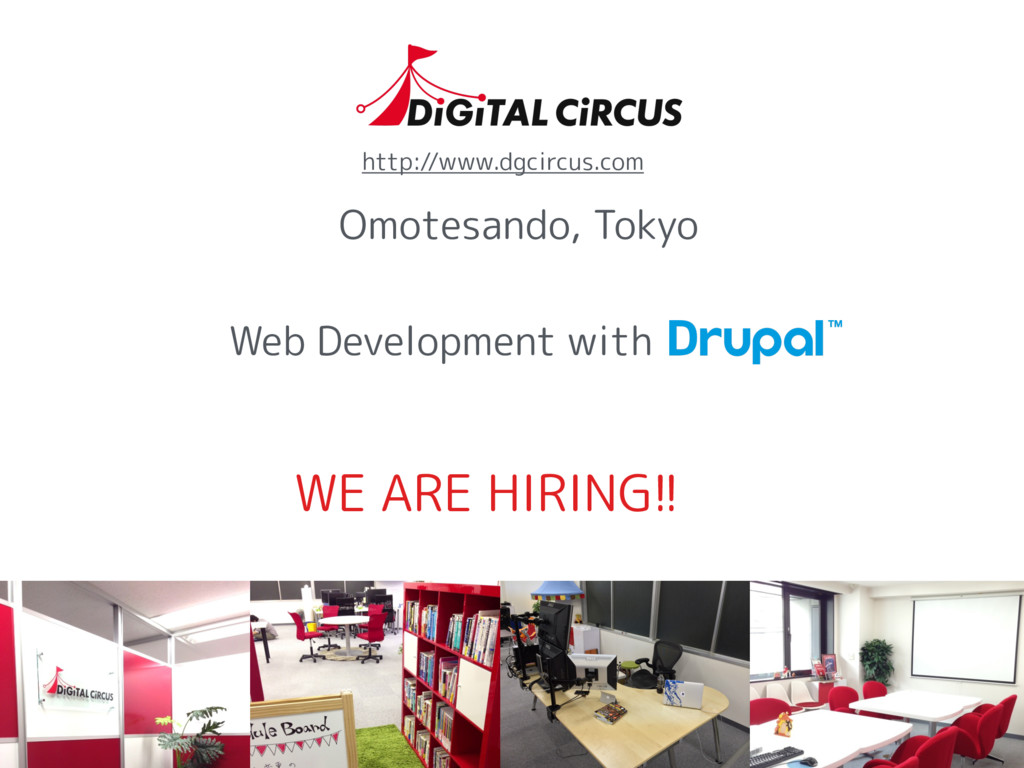 WE ARE HIRING!! Web Development with http://www...