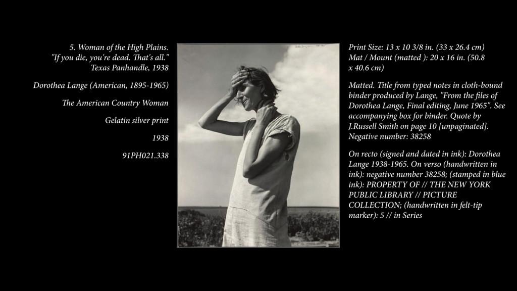 91PH021.338 1938 Gelatin silver print The Ameri...