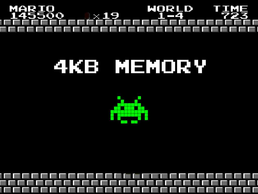 4kb memory