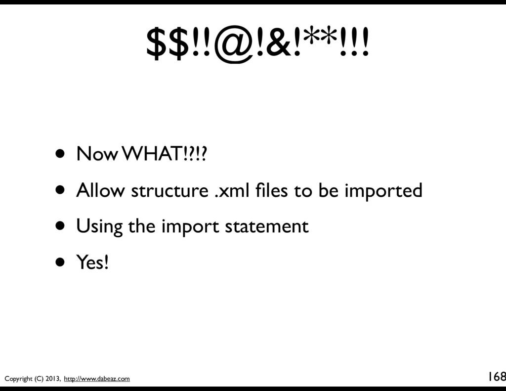 Copyright (C) 2013, http://www.dabeaz.com $$!!@...