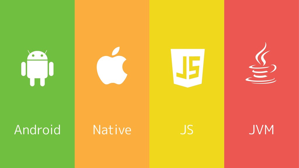 Android Native JS JVM