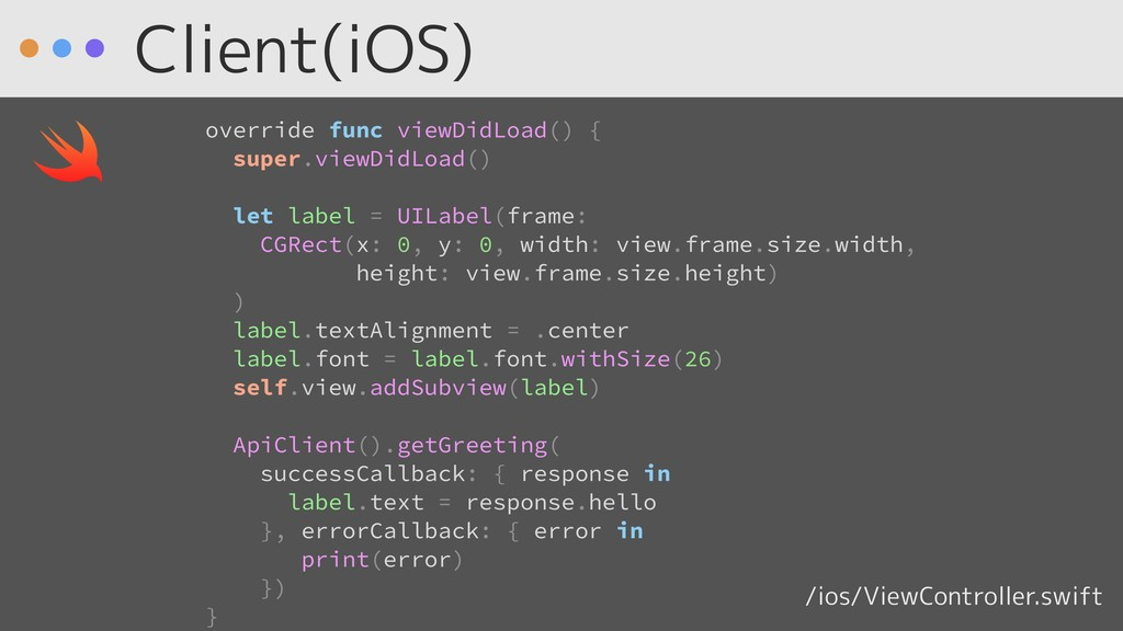 /ios/ViewController.swift override func viewDid...