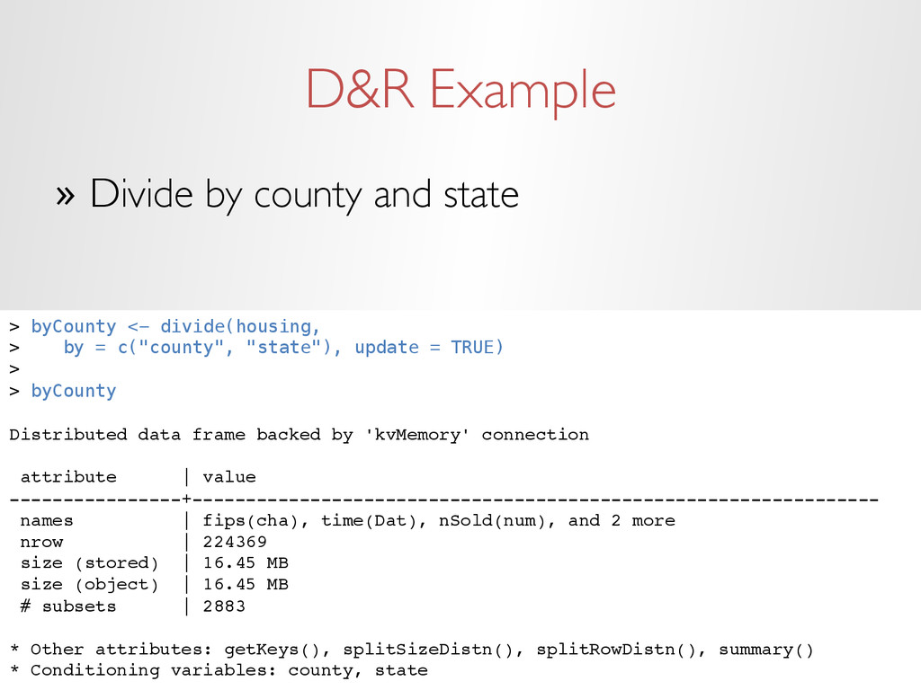 D&R Example » Divide by county and state > byC...