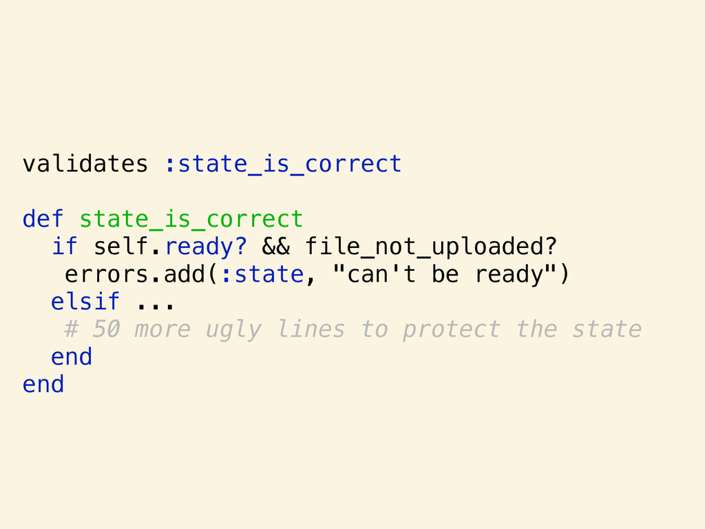 validates :state_is_correct def state_is_correc...
