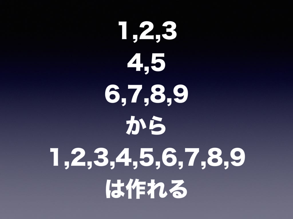 ͔Β  ࡞ΕΔ