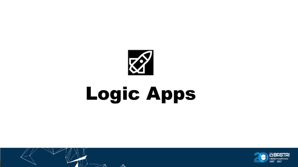 Logic Apps