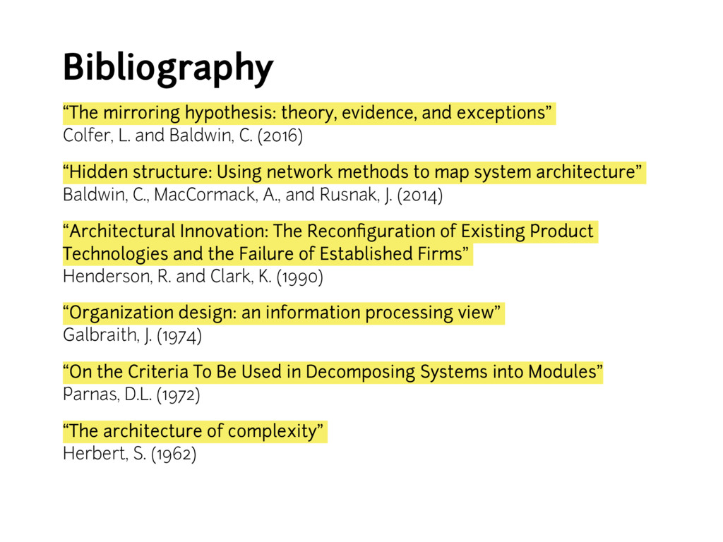 "Bibliography • ""The mirroring hypothesis: theor..."