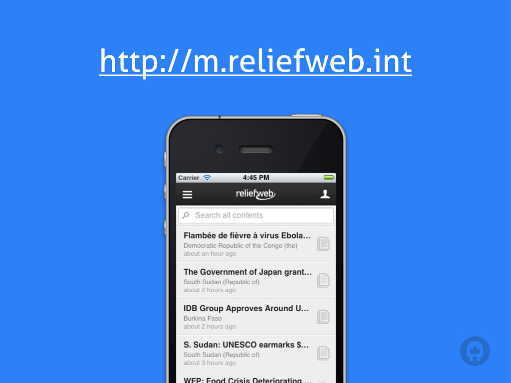 http://m.reliefweb.int