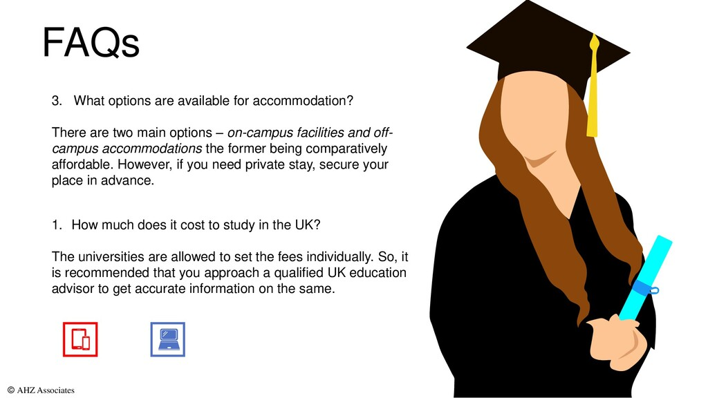 FAQs 3. What options are available for accommod...