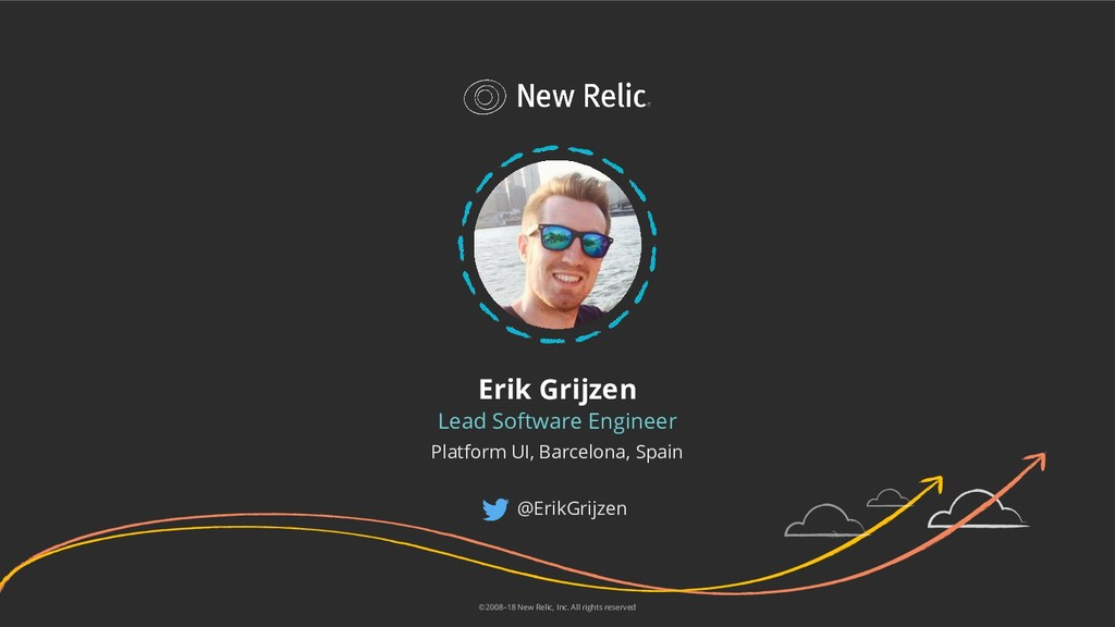 ©2008–18 New Relic, Inc. All rights reserved Er...