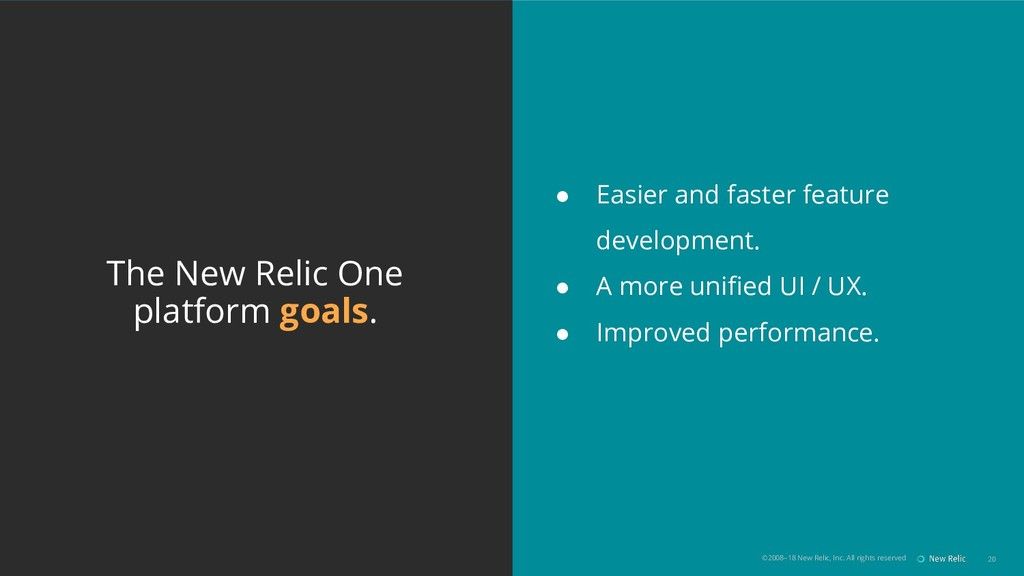 ©2008–18 New Relic, Inc. All rights reserved 20...