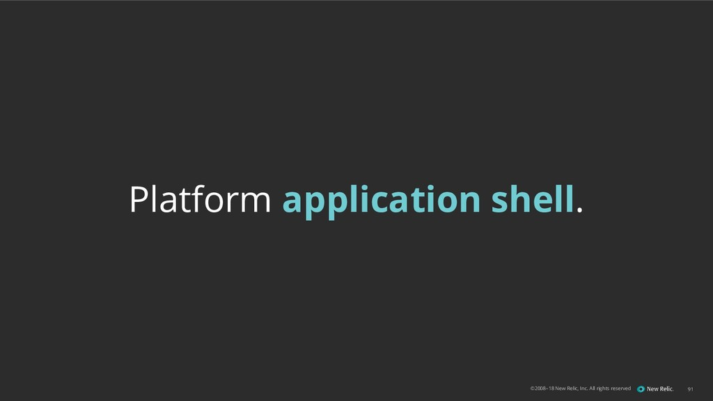 ©2008–18 New Relic, Inc. All rights reserved Pl...