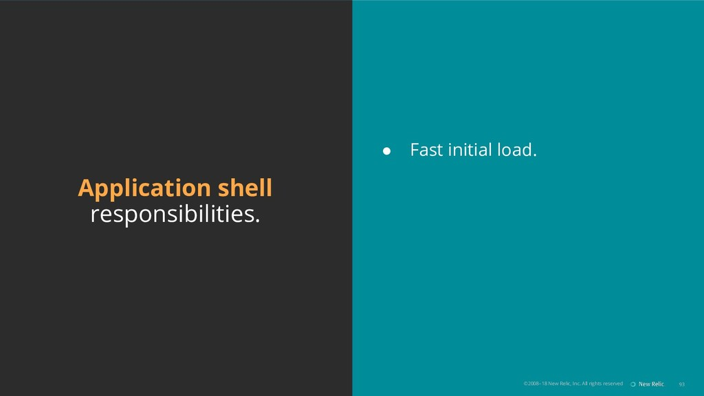 ©2008–18 New Relic, Inc. All rights reserved 93...