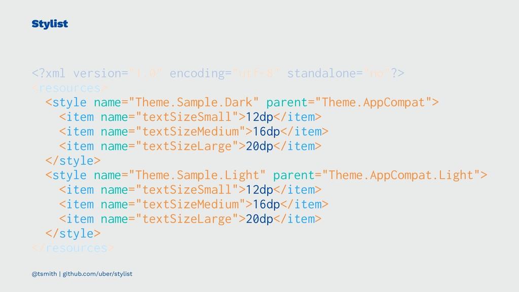 """Stylist <?xml version=""""1.0"""" encoding=""""utf-8"""" st..."""