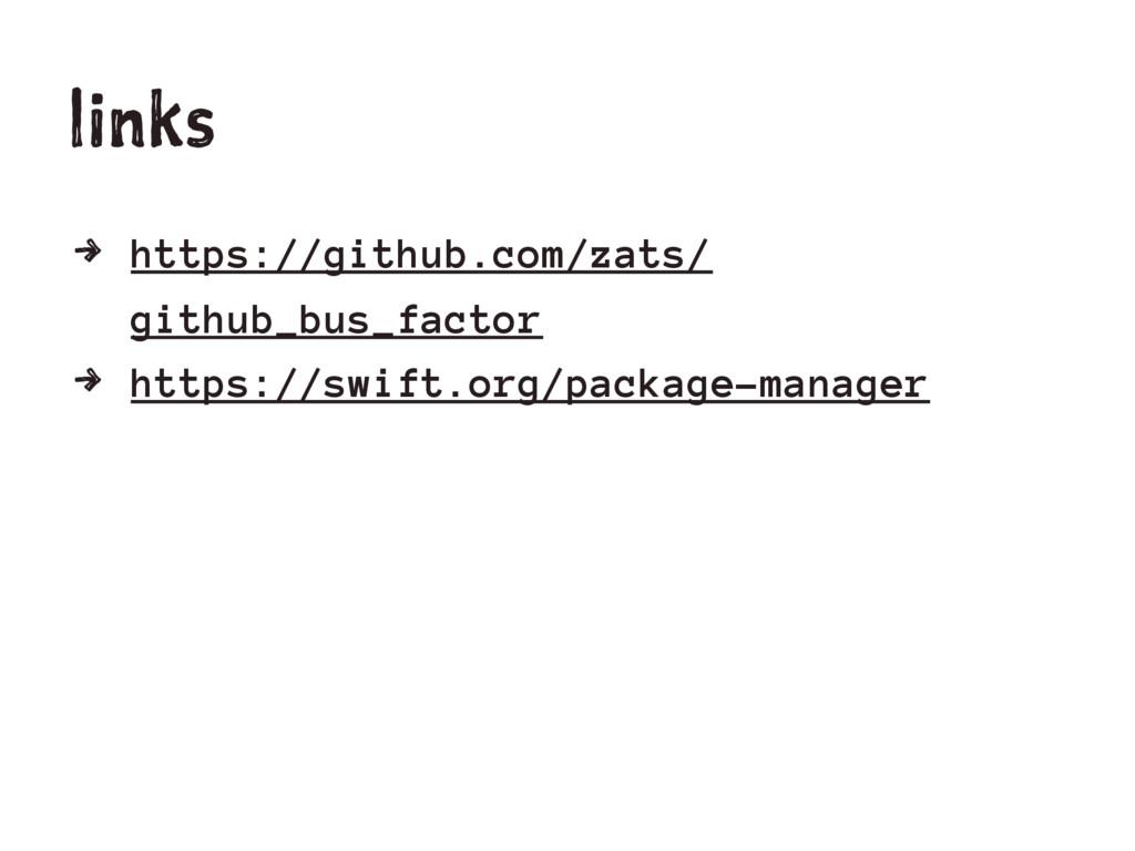 links 4 https://github.com/zats/ github_bus_fac...