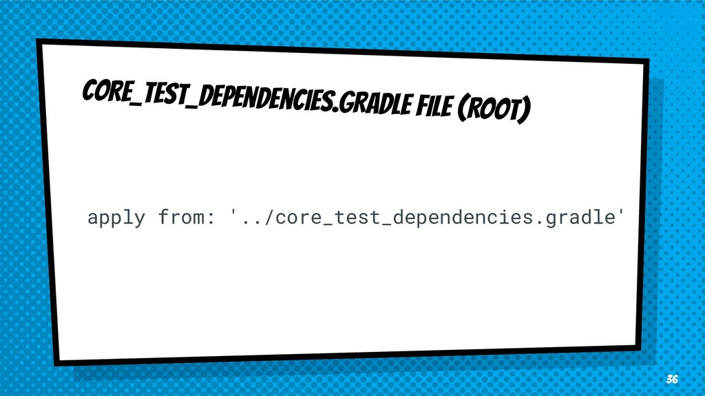 36 CORE_TEST_DEPEndencies.GRADLE FILE (ROOT) ap...