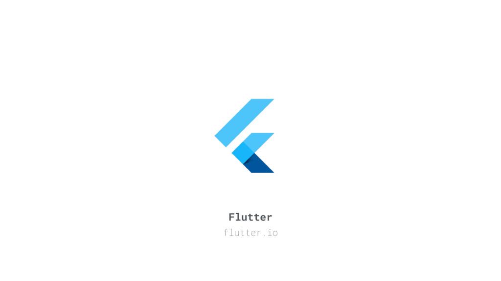 Flutter flutter.io