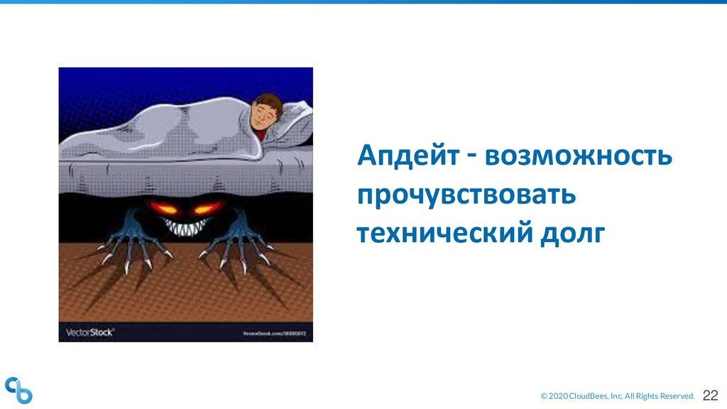 © 2020 CloudBees, Inc. All Rights Reserved. Апд...