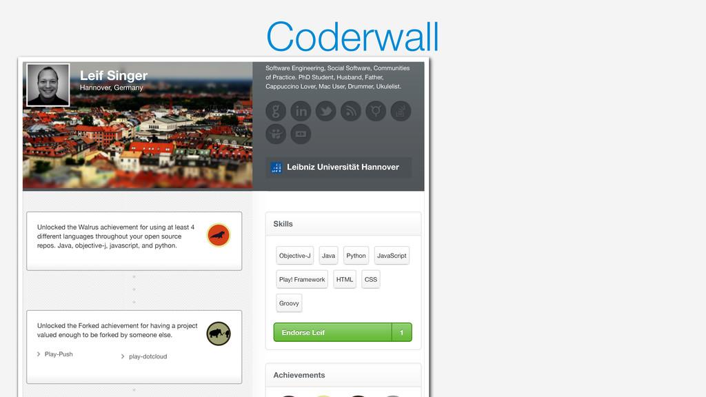 Coderwall 8 Leibniz Universität Hannover Softwa...