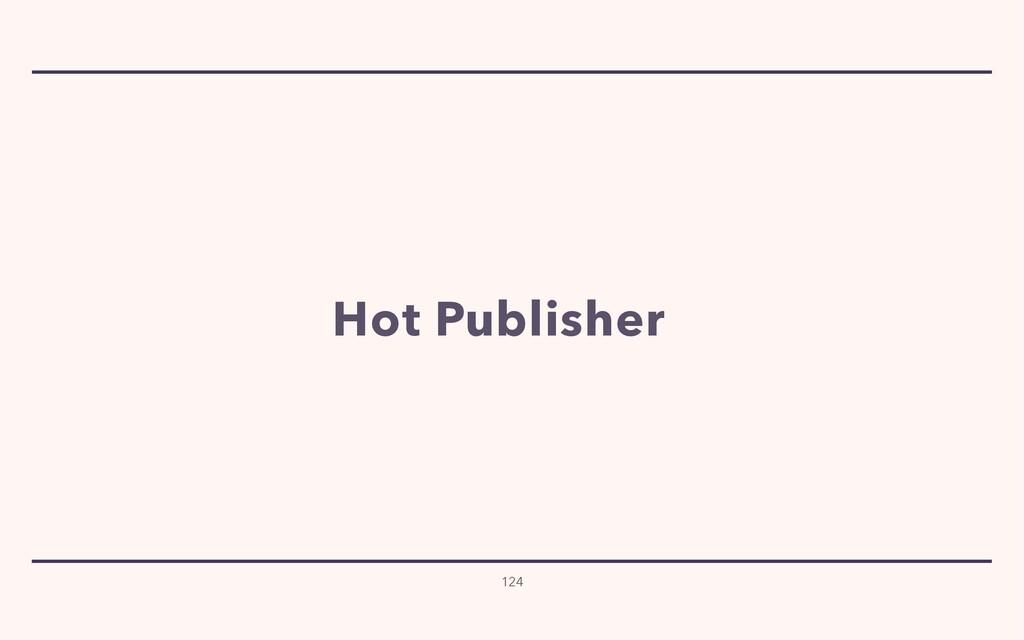 124 Hot Publisher