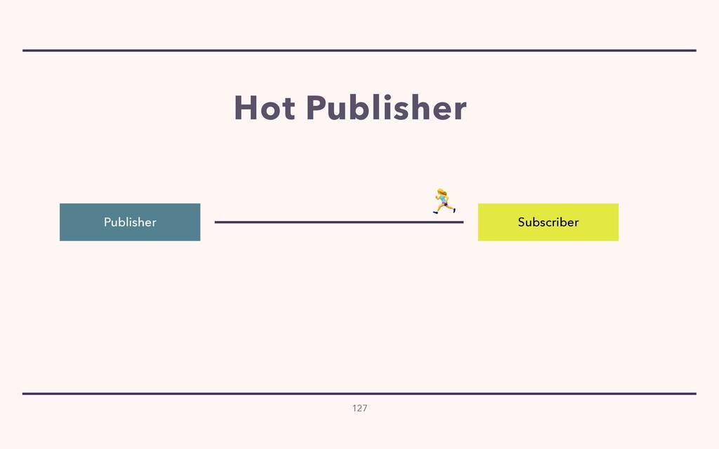 Subscriber Publisher 127  Hot Publisher