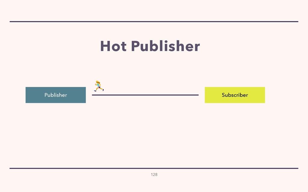 Subscriber Publisher 128  Hot Publisher