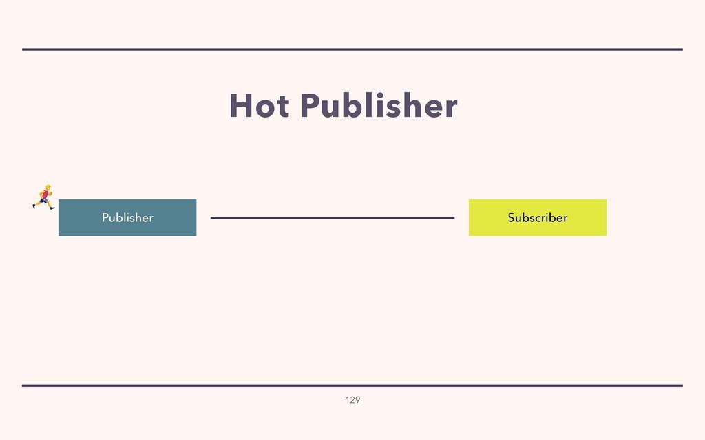 Subscriber Publisher 129  Hot Publisher