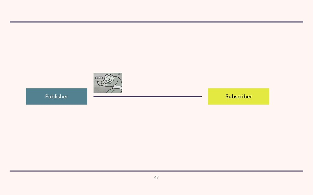 Subscriber Publisher 47