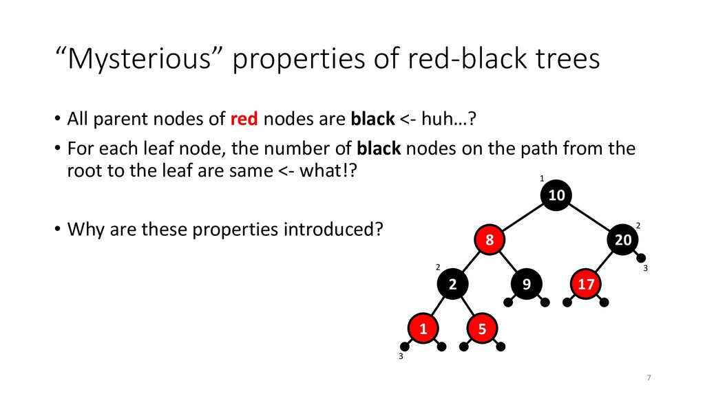 "3 3 1 2 2 ""Mysterious"" properties of red-black ..."