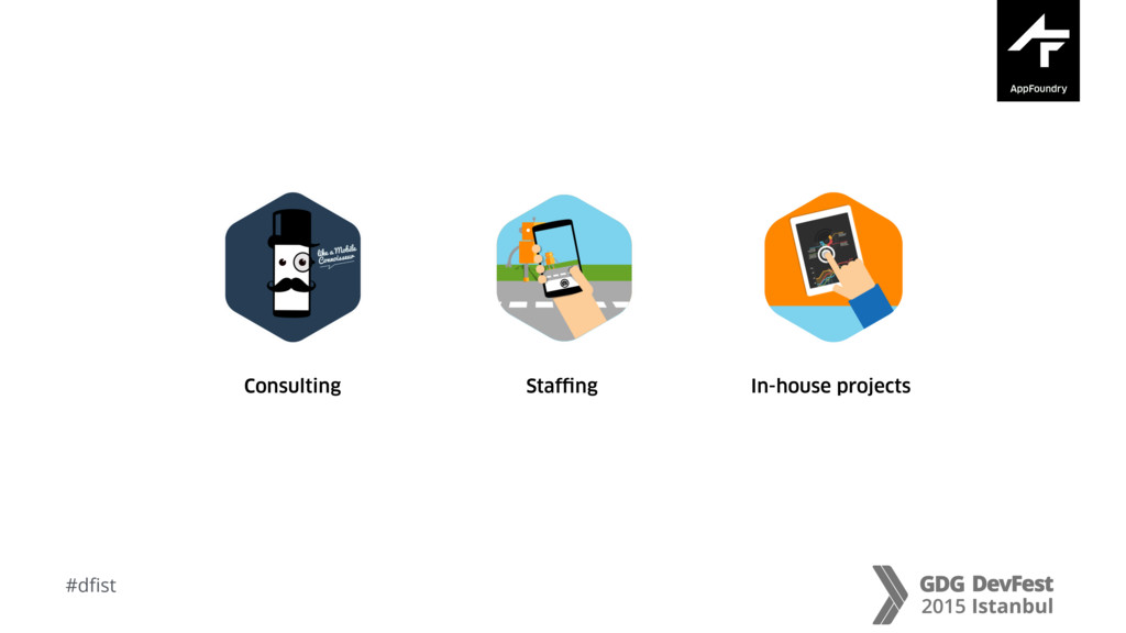 About us Consulting Staffing In-house projects ...