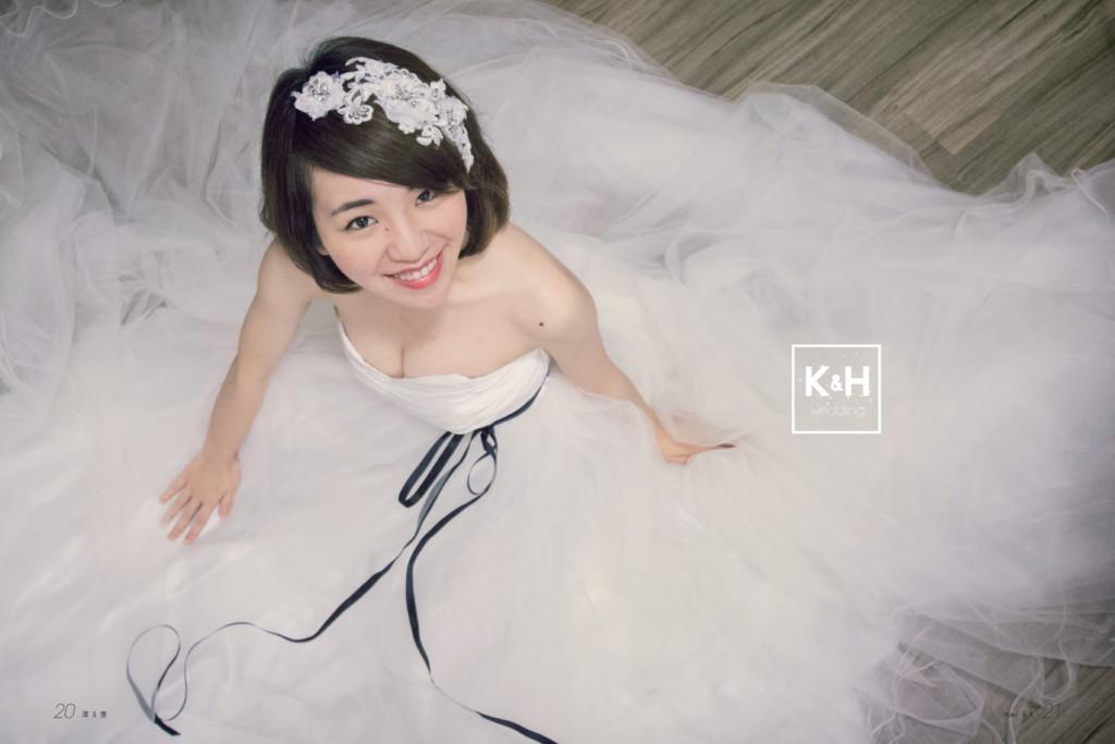 k H wedding & Huei & K. 21 20.澤 & 隻