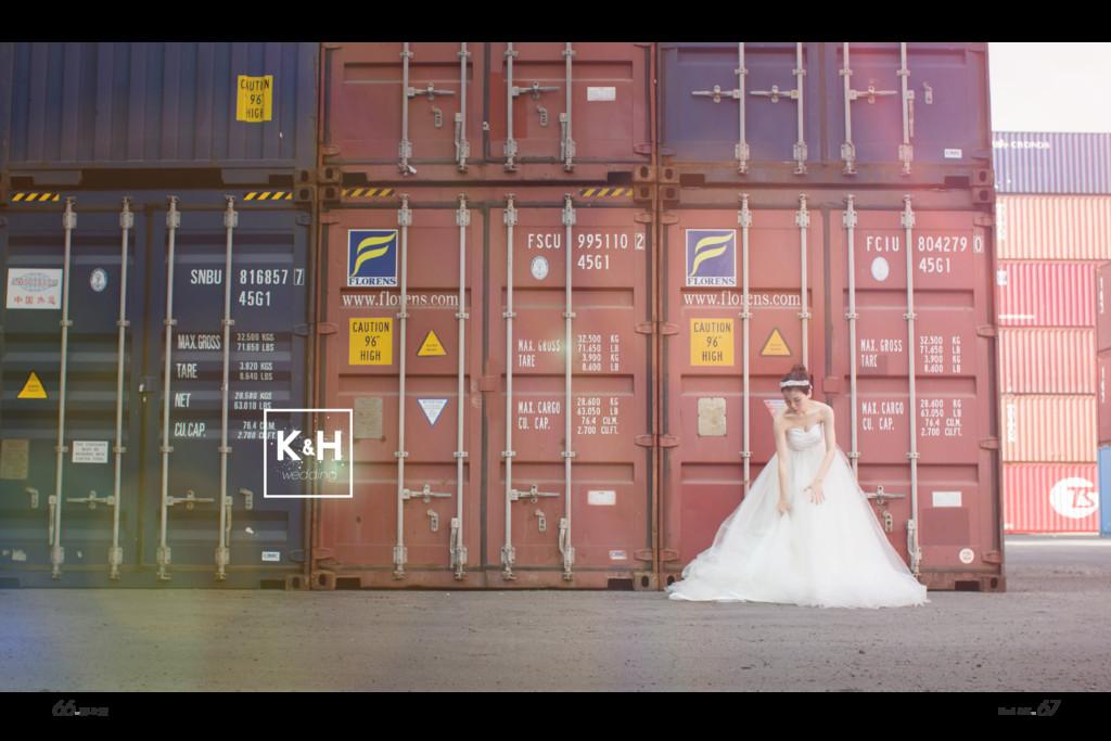 k H wedding & 66.澤 & 隻 Huei & K. 67