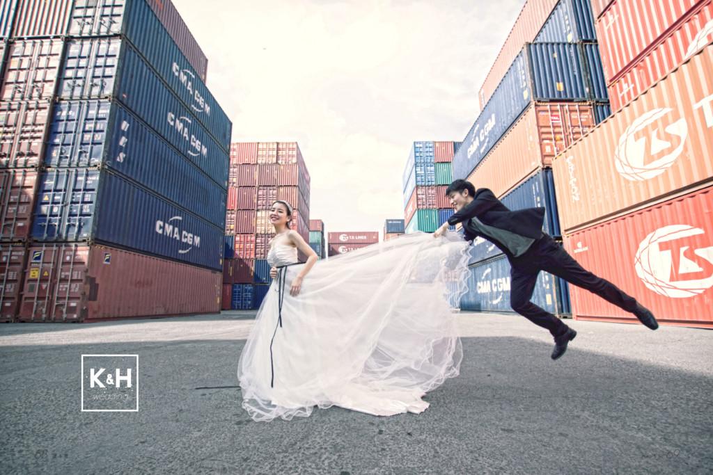 k H wedding & 68.澤 & 隻 Huei & K. 69