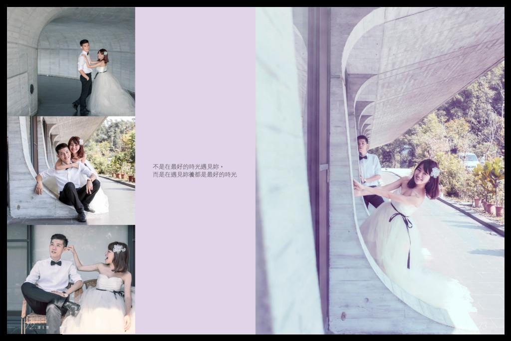 不是在最好的時光遇見妳, 而是在遇見妳後都是最好的時光 Huei & K. 73 72.澤 &...