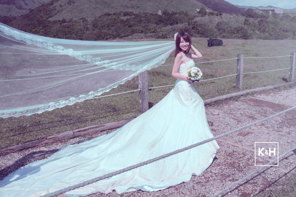 k H wedding & Huei & K. 87 86.澤 & 隻