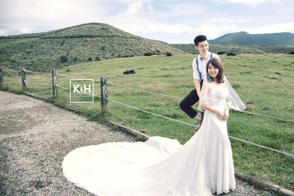 k H wedding & Huei & K. 89 88.澤 & 隻