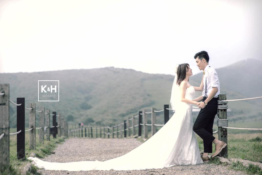 k H wedding & Huei & K. 91 90.澤 & 隻